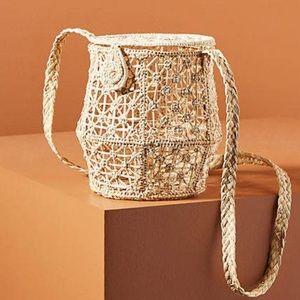 ANTHROPOLOGIE Jericho Bucket Bag